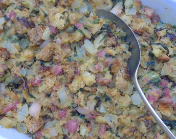 Christmas Stuffing: Sage, Onion & Bacon
